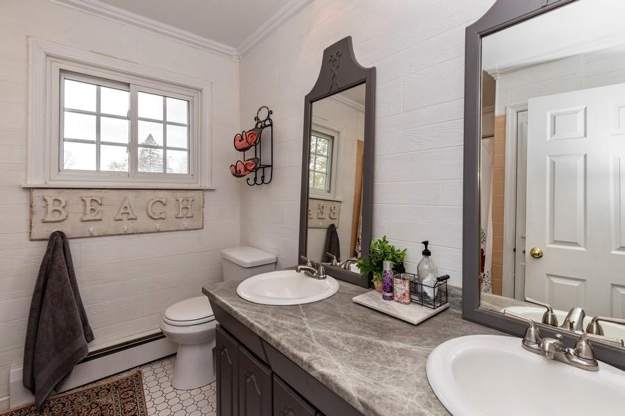 Real Estate Photography - 990 Blackburn St., Gurnee, IL, 60031 - Bathroom
