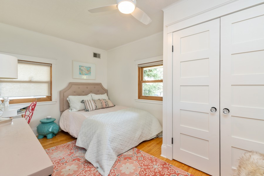 Real Estate Photography - 3113 Maple Avenue, Berwyn, IL, 60402 - 2nd Bedroom