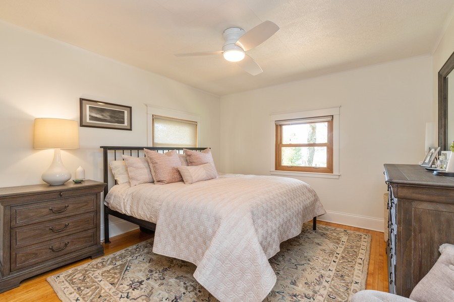 Real Estate Photography - 3113 Maple Avenue, Berwyn, IL, 60402 - 4th Bedroom