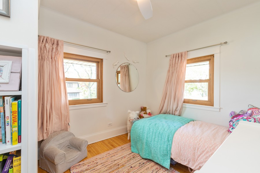 Real Estate Photography - 3113 Maple Avenue, Berwyn, IL, 60402 - 5th Bedroom