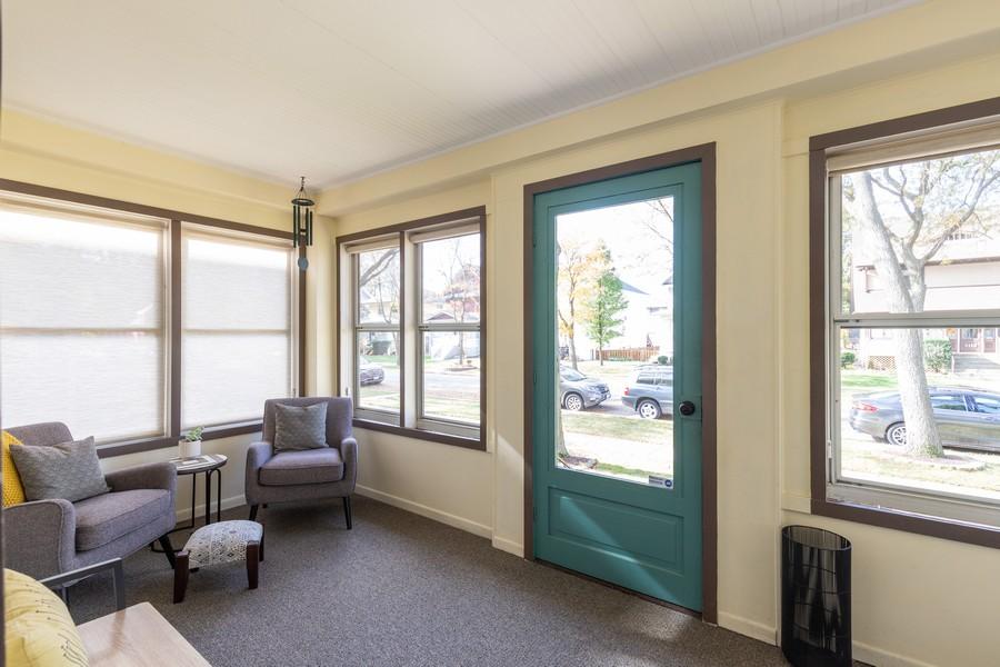 Real Estate Photography - 3113 Maple Avenue, Berwyn, IL, 60402 - Porch