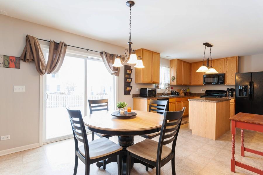 Real Estate Photography - 999 Richard Brown Blvd, Volo, IL, 60073 - Kitchen / Breakfast Room