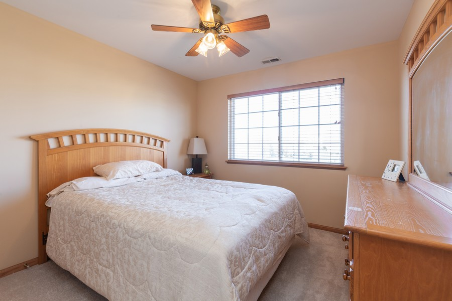 Real Estate Photography - 280 Copper Mountain Drive, Gilberts, IL, 60136 - 3rd Bedroom