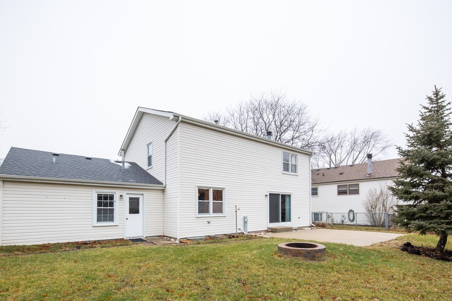 Real Estate Photography - 786 Red Bridge Rd, Lake Zurich, IL, 60010 -