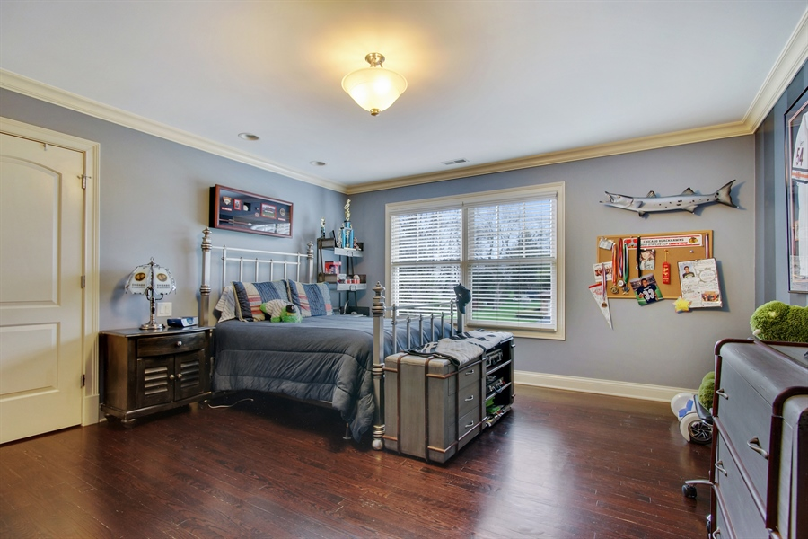 Real Estate Photography - 421 E Orchard, Arlington Heights, IL, 60005 - 3rd Bedroom