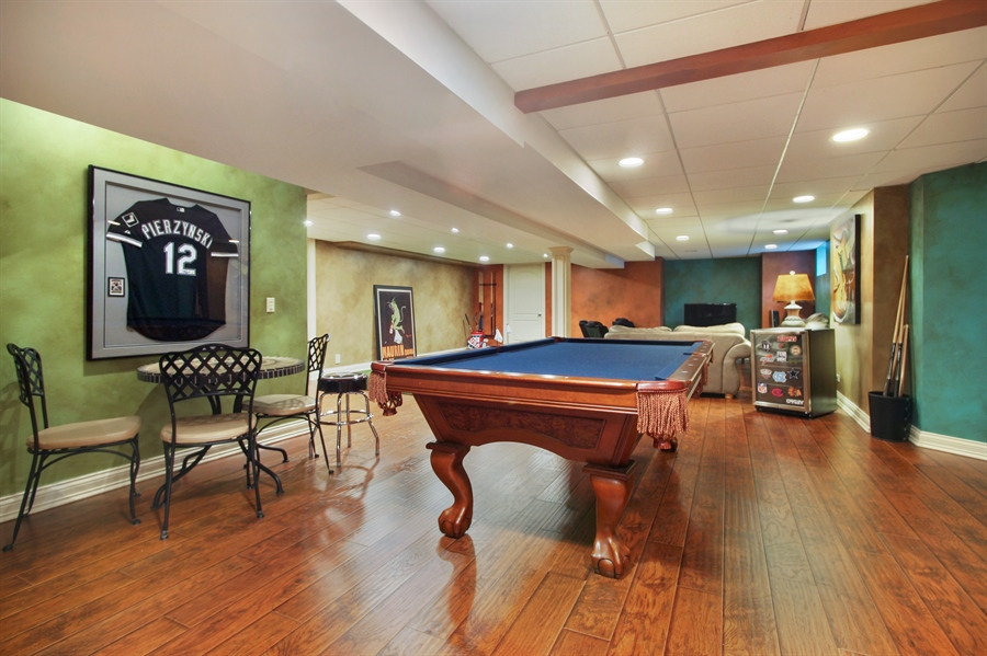 Real Estate Photography - 421 E Orchard, Arlington Heights, IL, 60005 - Lower Level