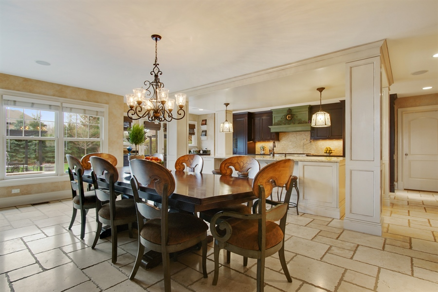 Real Estate Photography - 421 E Orchard, Arlington Heights, IL, 60005 - Dining Room