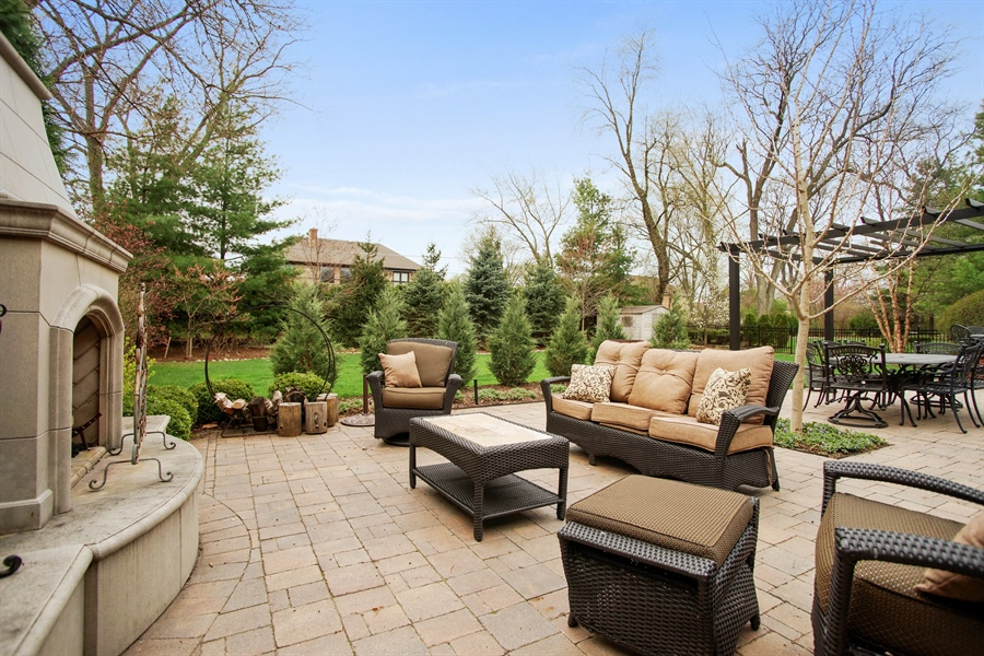 Real Estate Photography - 421 E Orchard, Arlington Heights, IL, 60005 - Back Yard