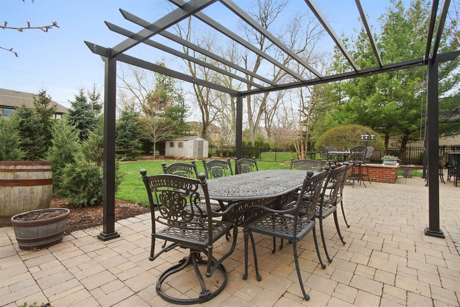 Real Estate Photography - 421 E Orchard, Arlington Heights, IL, 60005 - Patio