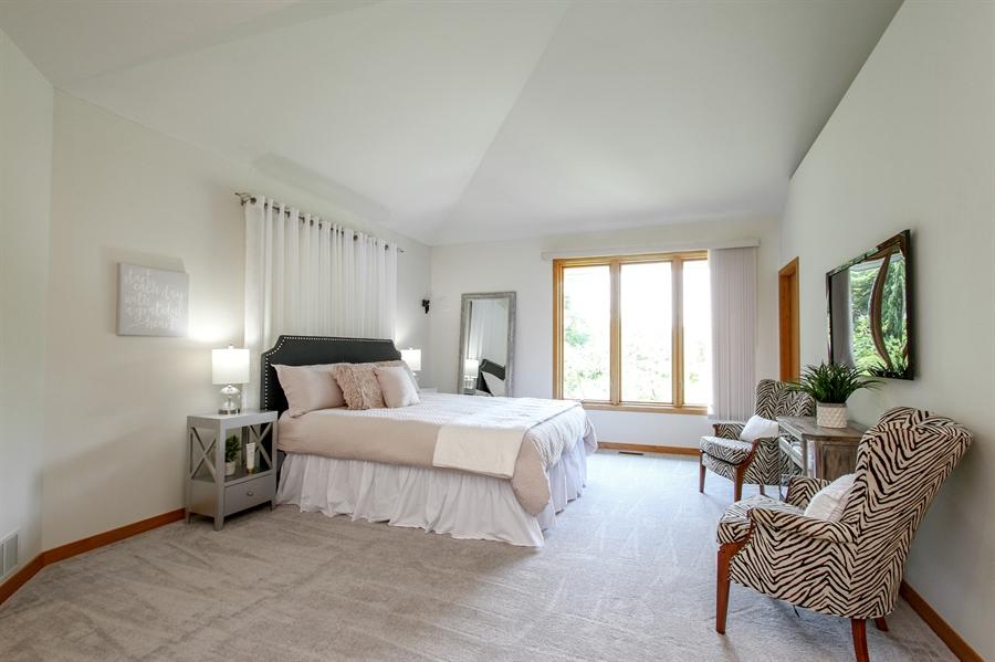 Real Estate Photography - 26636 N Longmeadow, Mundelein, Mundelein, IL, 60060 - Master Bedroom