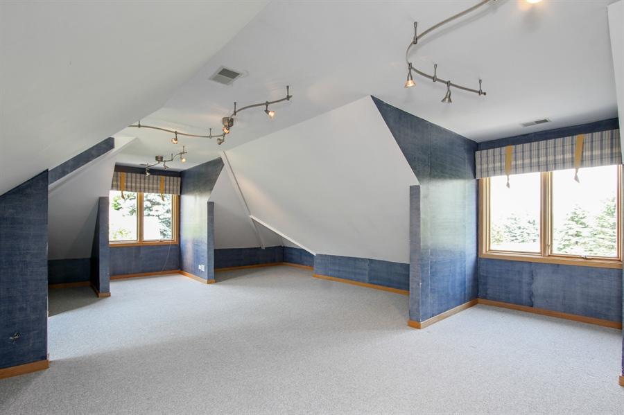 Real Estate Photography - 26636 N Longmeadow, Mundelein, Mundelein, IL, 60060 - Bonus Room