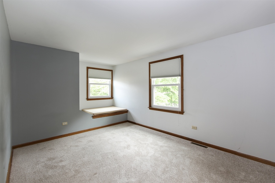 Real Estate Photography - 738 S Forest Dr, Barrington, IL, 60010 - 4th Bedroom