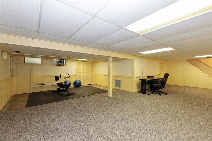 Real Estate Photography - 738 S Forest Dr, Barrington, IL, 60010 - Basement