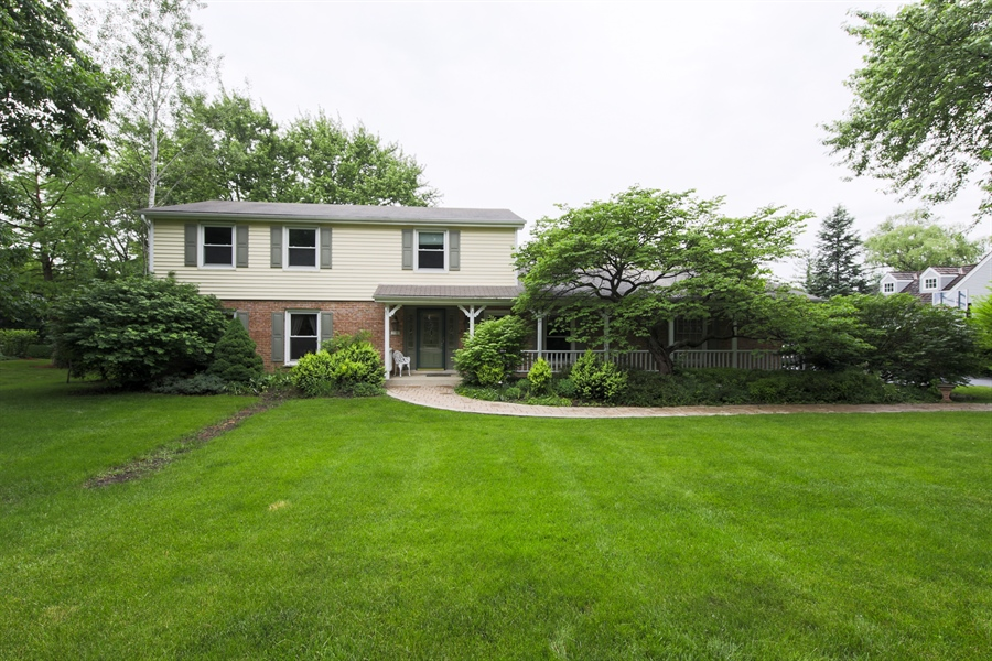 Real Estate Photography - 738 S Forest Dr, Barrington, IL, 60010 - Front View