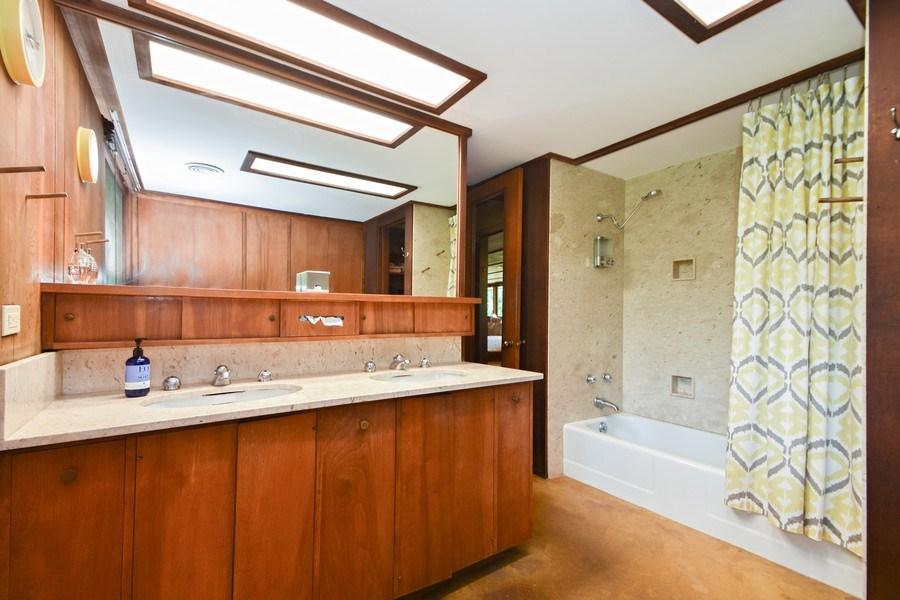 Real Estate Photography - 13 Graymoor Lane, Olympia Fields, IL, 60461 - Master Bathroom