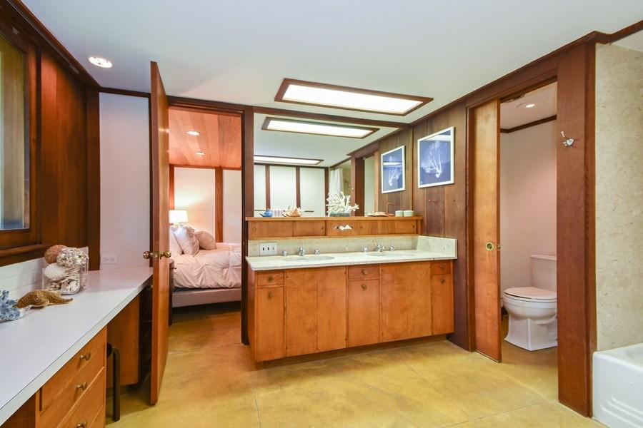 Real Estate Photography - 13 Graymoor Lane, Olympia Fields, IL, 60461 - Bathroom