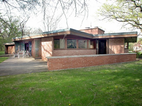 Real Estate Photography - 13 Graymoor Lane, Olympia Fields, IL, 60461 - Rear View