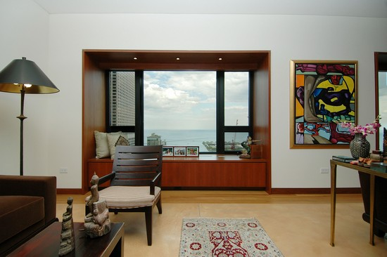 Real Estate Photography - 800 N Michigan, 4001, Chicago, IL, 60611 - View