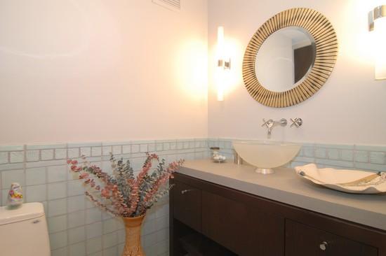 Real Estate Photography - 200 E Delaware Pl, 25F, Chicago, IL, 60611 - Bathroom