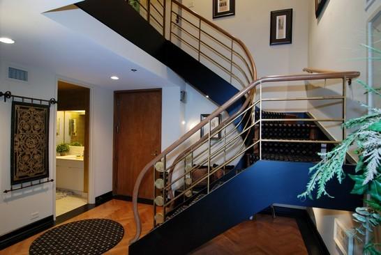 Real Estate Photography - 180 E Pearson St, 7106, Chicago, IL, 60611 - Foyer