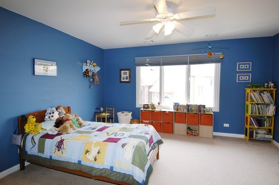 Real Estate Photography - 471 Sterling, South Elgin, IL, 60177 - 2nd Bedroom