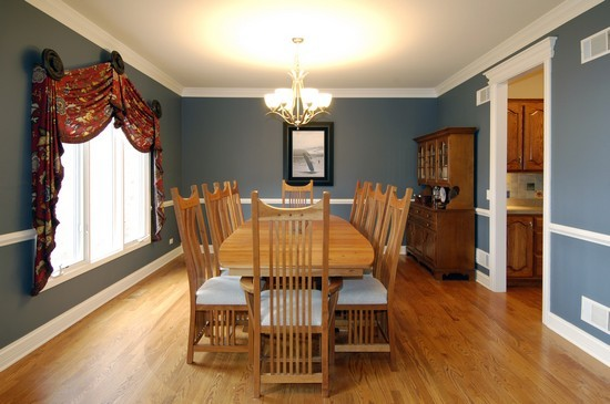 Real Estate Photography - 471 Sterling, South Elgin, IL, 60177 - Dining Room