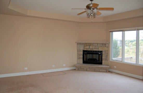 Real Estate Photography - 471 Sterling, South Elgin, IL, 60177 - Family Room