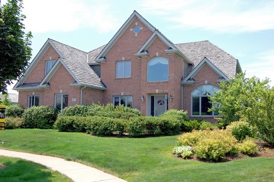 Real Estate Photography - 471 Sterling, South Elgin, IL, 60177 - Front View
