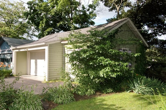 Real Estate Photography - 214 Oregon Avenue, West Dundee, IL, 60118 - Garage