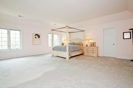 Real Estate Photography - 9425 Madison, Burr Ridge, IL, 60527 - Master Bedroom