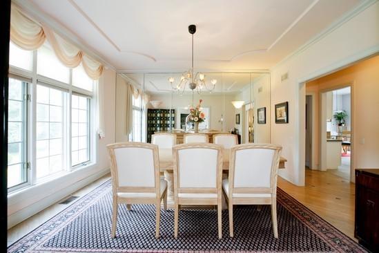 Real Estate Photography - 9425 Madison, Burr Ridge, IL, 60527 - Dining Room