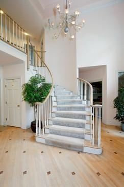 Real Estate Photography - 9425 Madison, Burr Ridge, IL, 60527 - Foyer