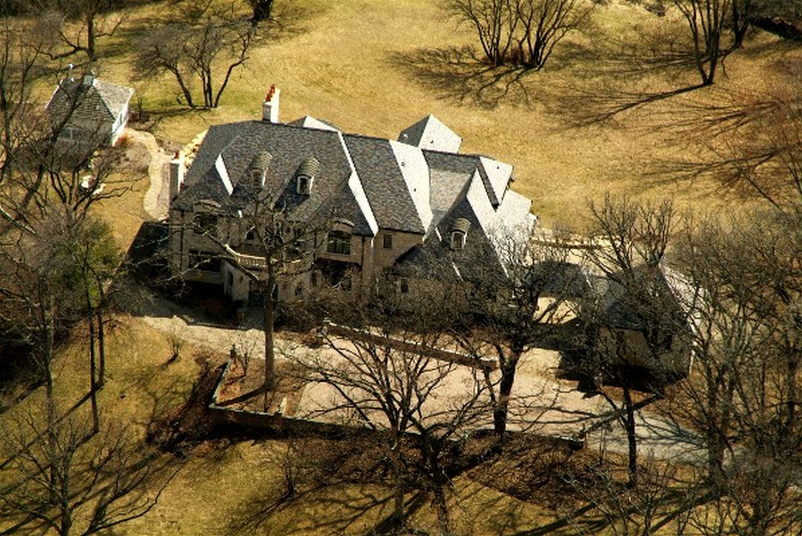 Real Estate Photography - 101 Countyline Rd, Barrington Hills, IL, 60010 - Location 1