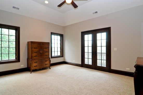 Real Estate Photography - 101 Countyline Rd, Barrington Hills, IL, 60010 - 3rd Bedroom