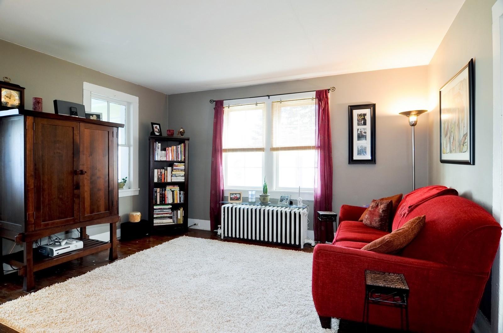 Real Estate Photography - 530 Wilson, Batavia, IL, 60510 - Living Room