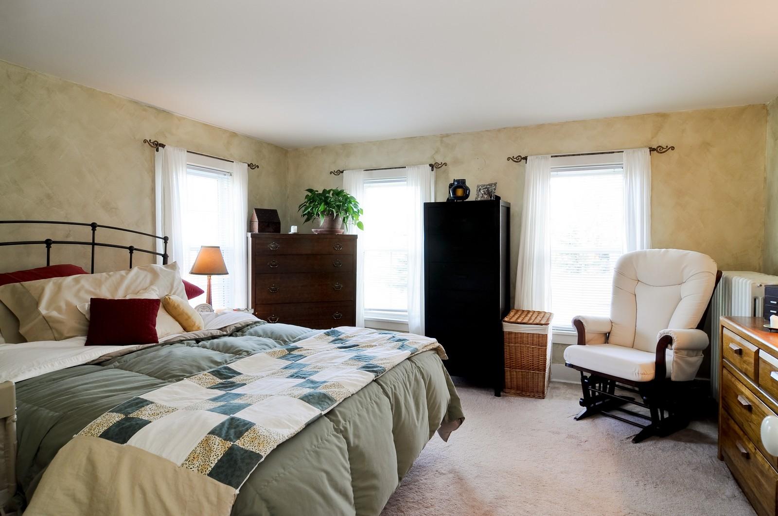 Real Estate Photography - 530 Wilson, Batavia, IL, 60510 - 3rd Bedroom
