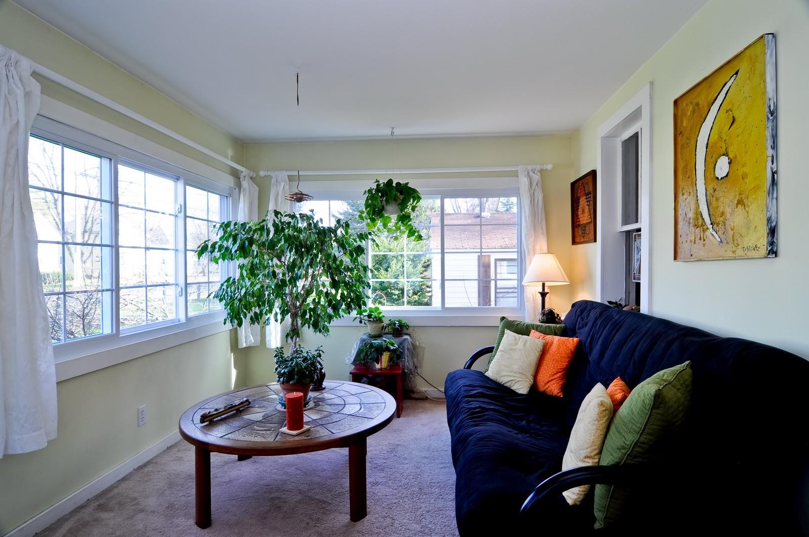 Real Estate Photography - 530 Wilson, Batavia, IL, 60510 - Sun Room