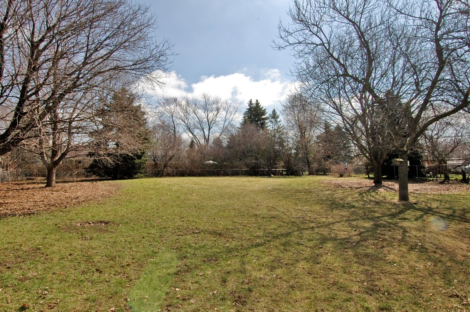 Real Estate Photography - 927 Aberdeen Drive, Crystal Lake, IL, 60014 - Back Yard