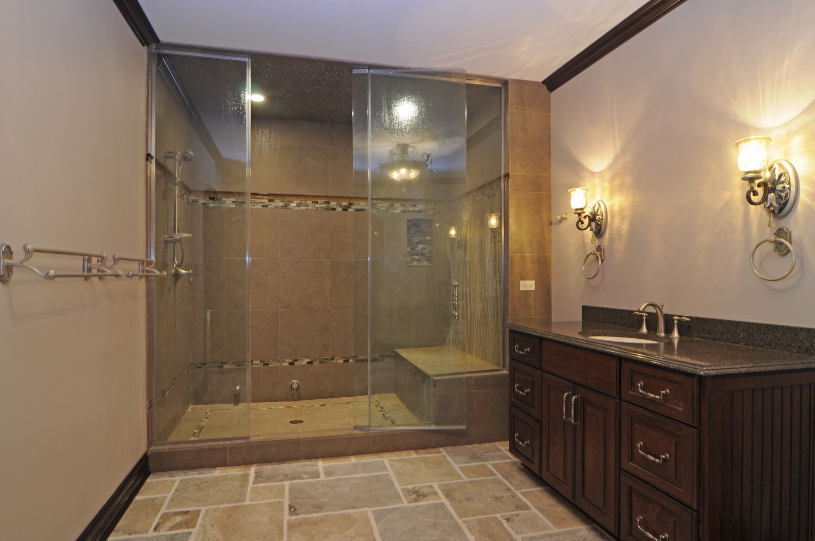 Real Estate Photography - 273 Donlea Rd, Barrington Hills, IL, 60010 - Bathroom