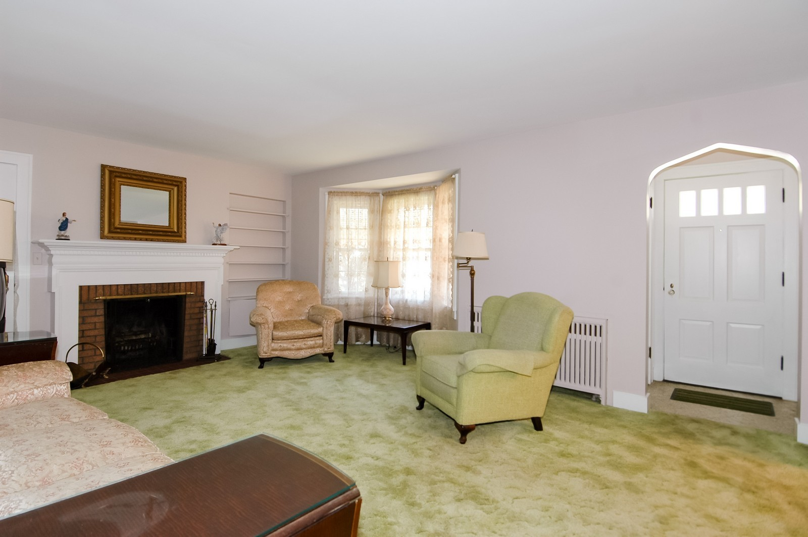 Real Estate Photography - 302 Washington, Algonquin, IL, 60102 - Living Room