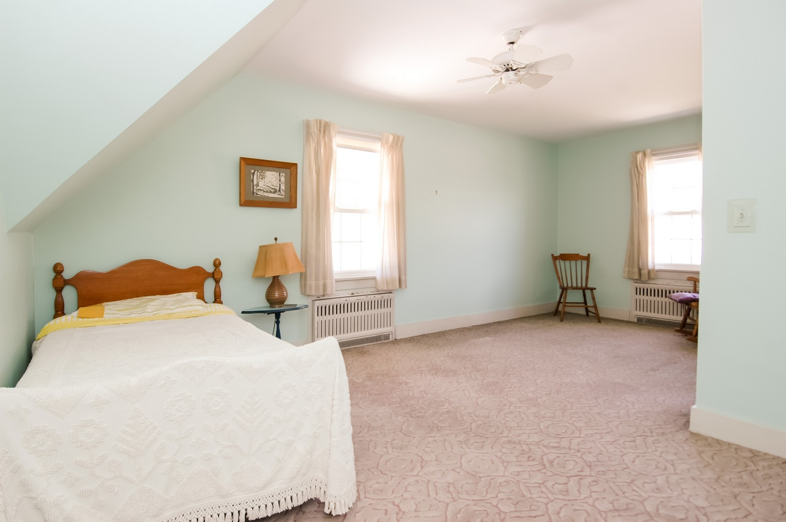 Real Estate Photography - 302 Washington, Algonquin, IL, 60102 - 2nd Bedroom