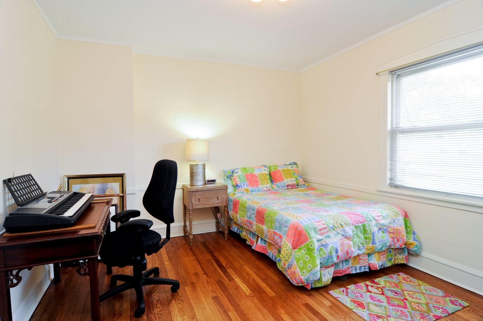 Real Estate Photography - 4750 N Manor Ave, Chicago, IL, 60625 - 3rd Bedroom