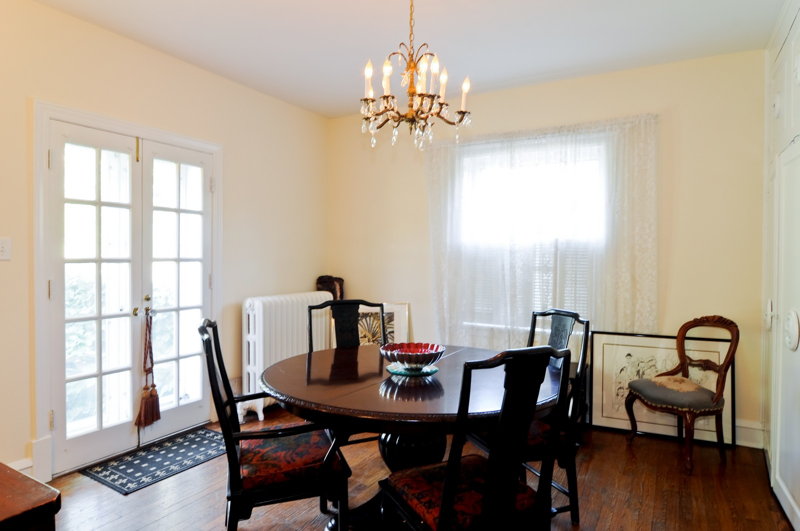 Real Estate Photography - 4750 N Manor Ave, Chicago, IL, 60625 - Dining Room