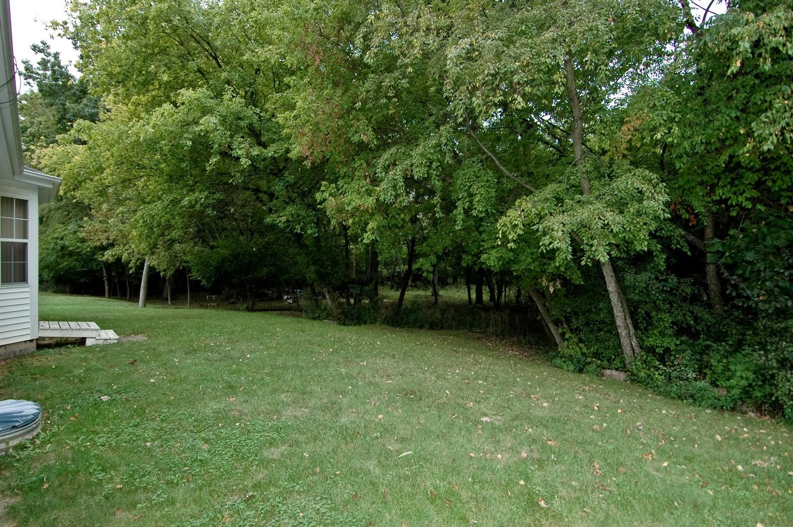 Real Estate Photography - 4029 Hale Ln, Island Lake, IL, 60042 - Rear View