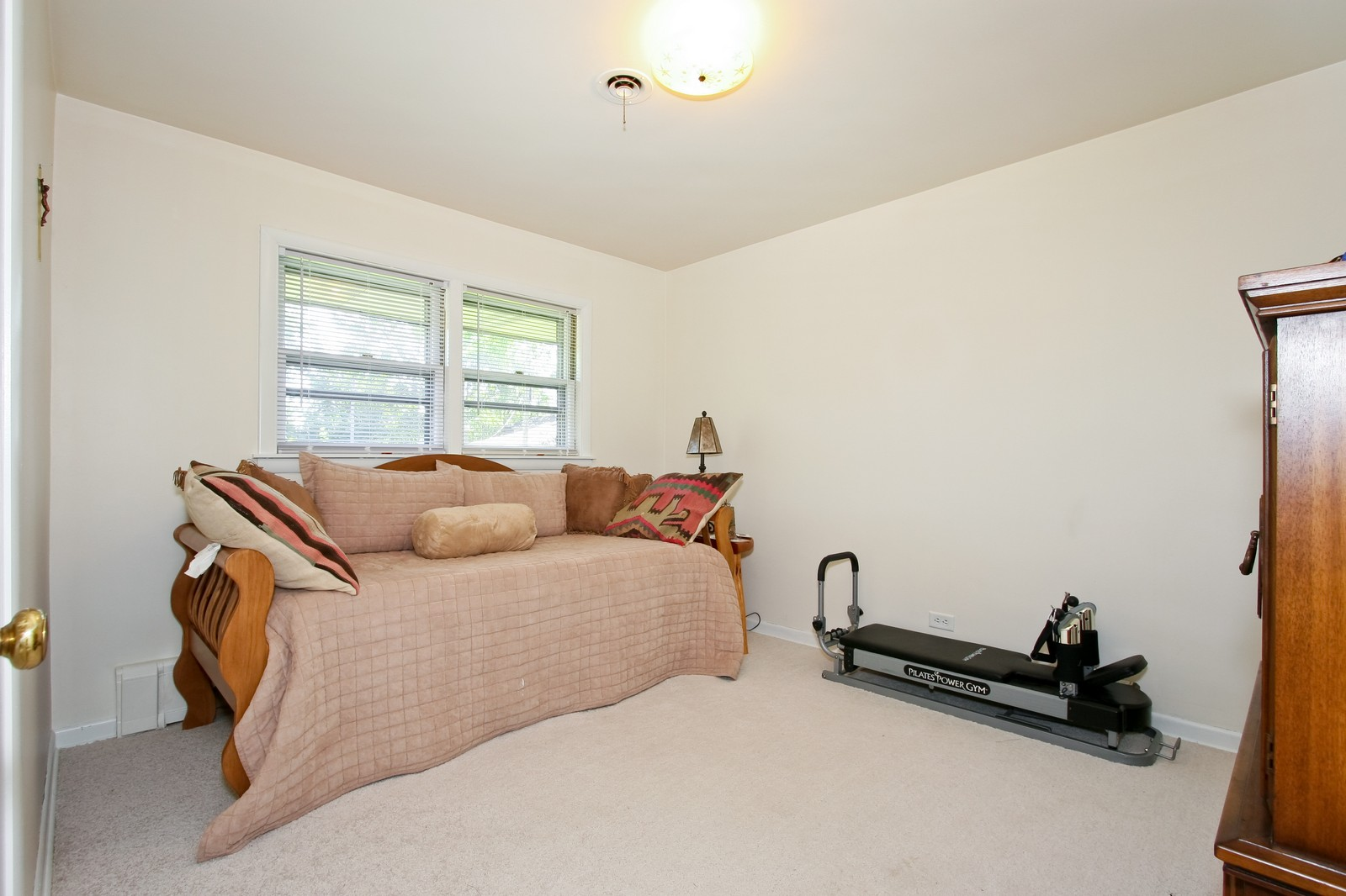 Real Estate Photography - 7431 S Roberts Rd, Bridgeview, IL, 60455 - 3rd Bedroom