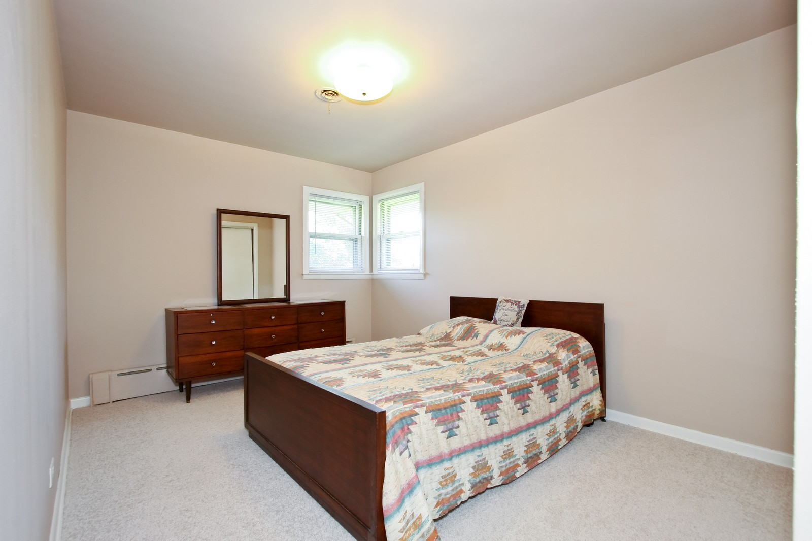 Real Estate Photography - 7431 S Roberts Rd, Bridgeview, IL, 60455 - 4th Bedroom