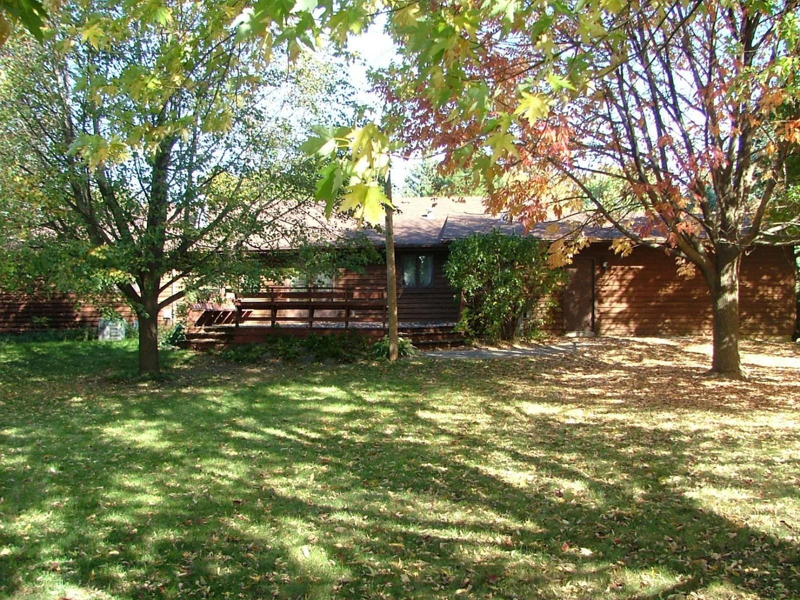 Real Estate Photography - 625 Konen Ave, Aurora, IL, 60505 - Rear View