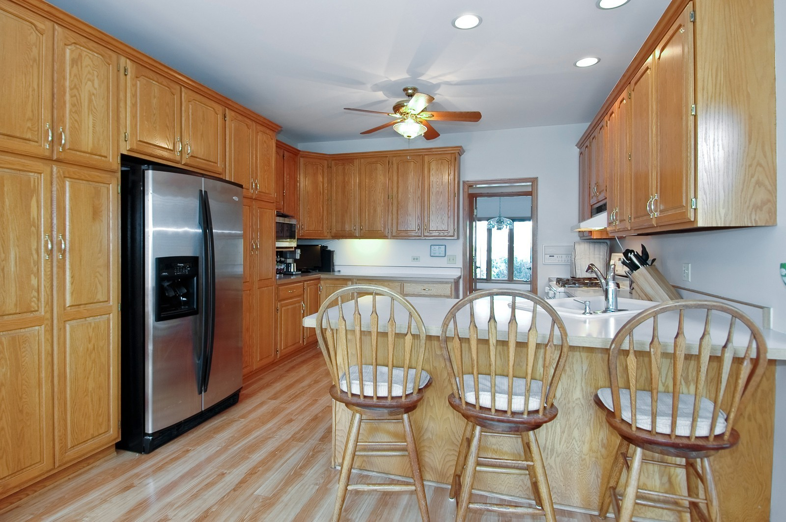 Real Estate Photography - 7N598 Whirlaway Dr, St Charles, IL, 60175 - Kitchen