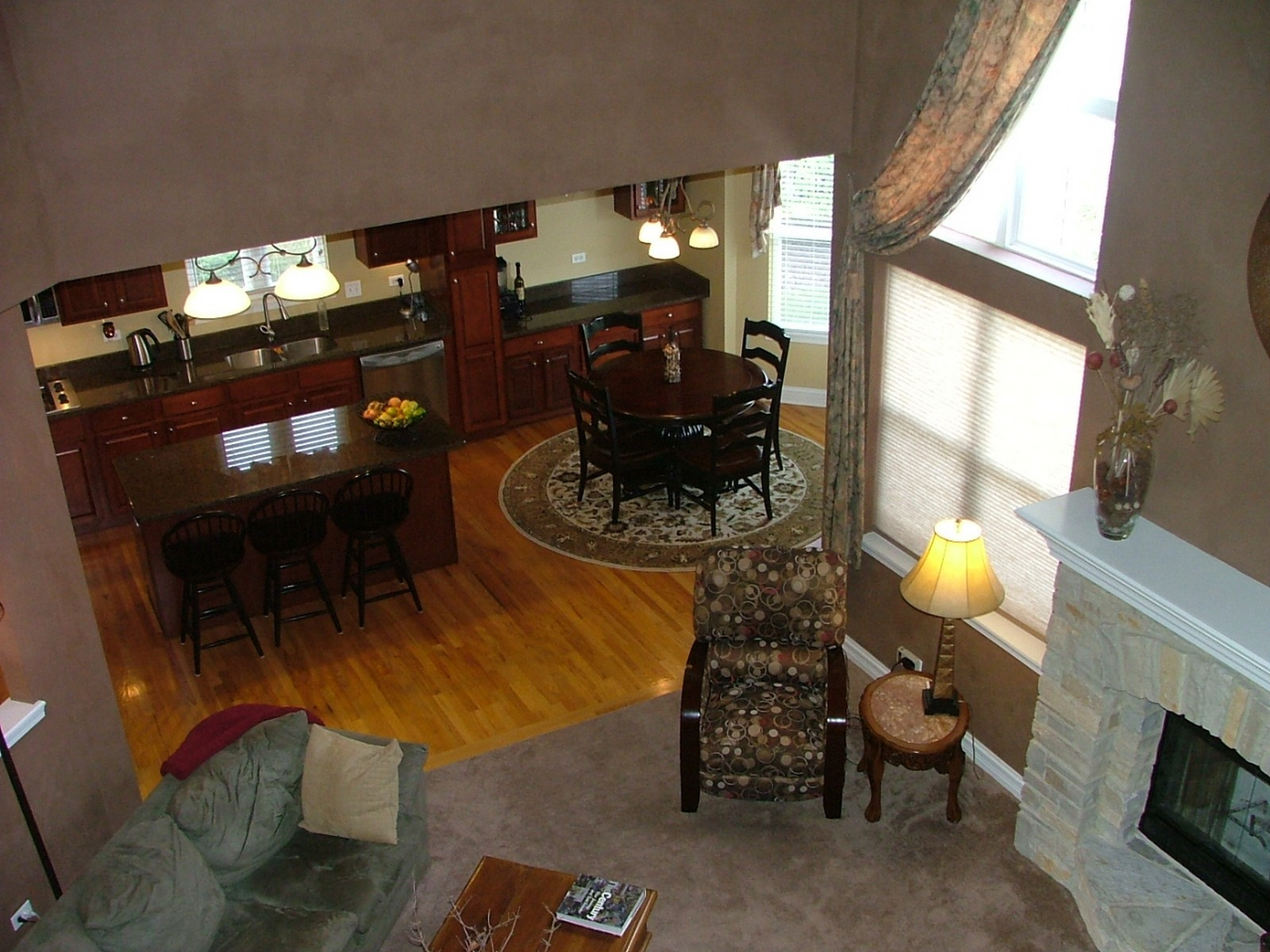 Real Estate Photography - 835 Chasewood Dr, South Elgin, IL, 60177 - 2nd Floor View