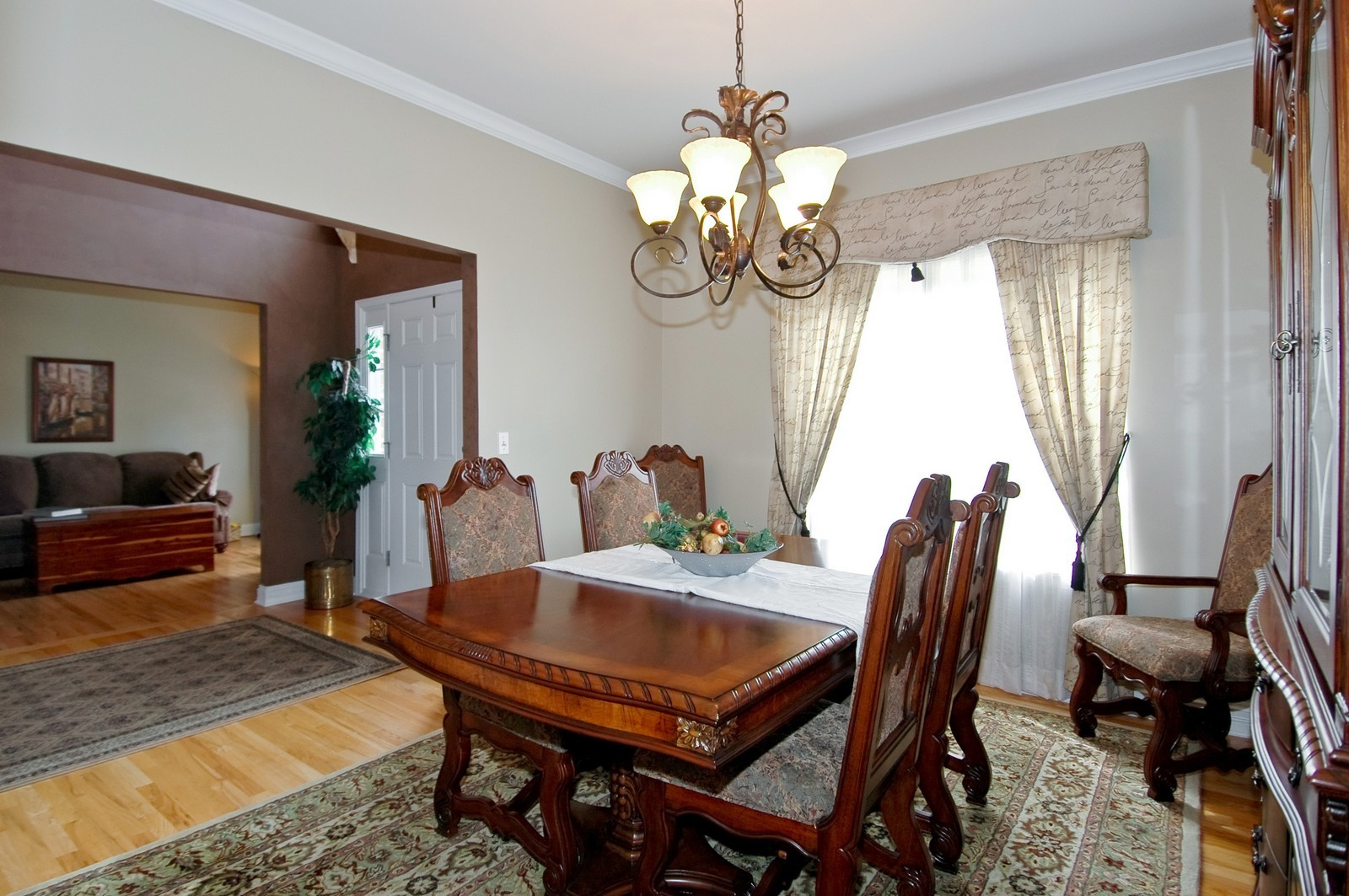 Real Estate Photography - 835 Chasewood Dr, South Elgin, IL, 60177 - Dining Room